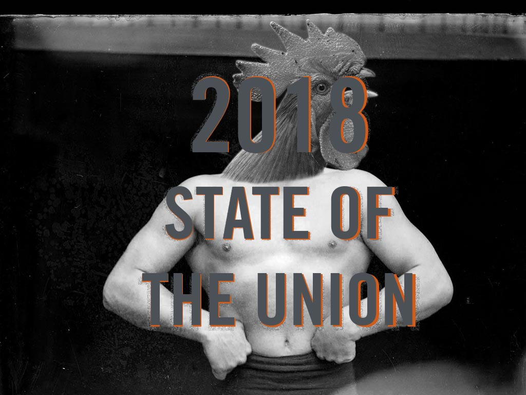 2018 State of the Union Header