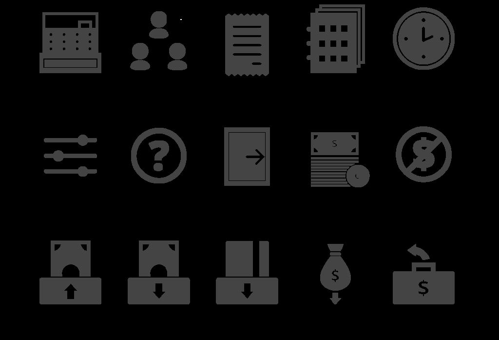 Jory Custom Icons